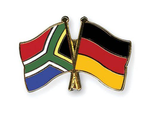 Neuer deutscher Botschafter in Südafrika.